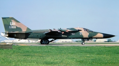Photo ID 215459 by Arie van Groen. USA Air Force General Dynamics F 111E Aardvark, 68 0009