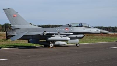 Photo ID 215507 by Rainer Mueller. Denmark Air Force General Dynamics F 16BM Fighting Falcon, ET 199