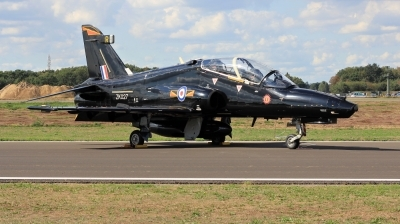 Photo ID 215495 by Milos Ruza. UK Air Force BAE Systems Hawk T 2, ZK027