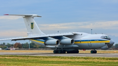 Photo ID 215590 by Radim Spalek. Ukraine Air Force Ilyushin IL 76MD, UR 76413