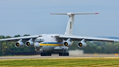 Photo ID 215591 by Radim Spalek. Ukraine Air Force Ilyushin IL 76MD, UR 76413