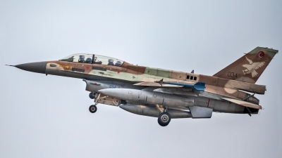 Photo ID 215751 by Anthony Hershko. Israel Air Force General Dynamics F 16D Fighting Falcon, 034
