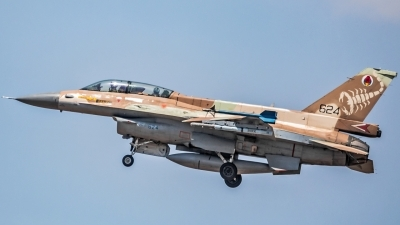 Photo ID 215754 by Anthony Hershko. Israel Air Force General Dynamics F 16D Fighting Falcon, 624