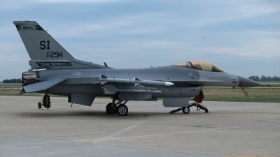 Photo ID 215547 by Henk Schuitemaker. USA Air Force General Dynamics F 16C Fighting Falcon, 87 0294