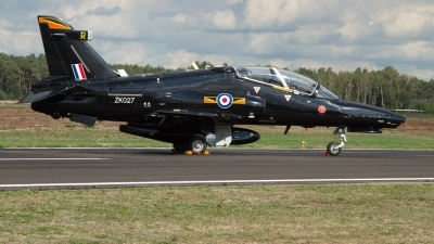 Photo ID 215563 by Sybille Petersen. UK Air Force BAE Systems Hawk T 2, ZK027