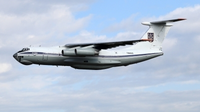 Photo ID 215529 by Milos Ruza. Ukraine Air Force Ilyushin IL 76MD, 78820