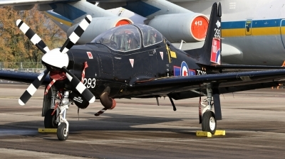 Photo ID 215533 by Milos Ruza. UK Air Force Short Tucano T1, ZF293