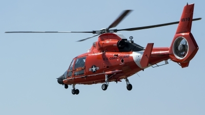 Photo ID 215735 by W.A.Kazior. USA Coast Guard Aerospatiale HH 65B Dolphin, 6510