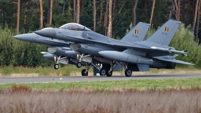 Photo ID 215659 by Rainer Mueller. Belgium Air Force General Dynamics F 16A Fighting Falcon, FA 70