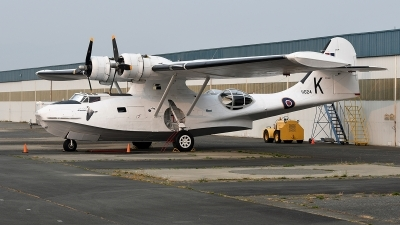 Photo ID 215663 by Lieuwe Hofstra. Private Catalina Preservation Society Consolidated PBY 5A Catalina, C FUAW