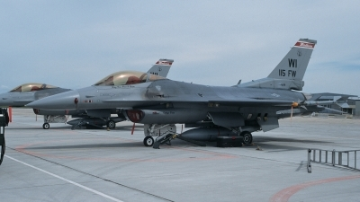 Photo ID 215669 by Henk Schuitemaker. USA Navy General Dynamics F 16C Fighting Falcon, 87 0278
