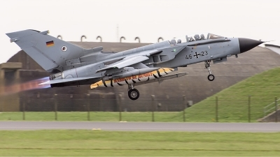 Photo ID 215682 by David Schmidt. Germany Air Force Panavia Tornado ECR, 46 23