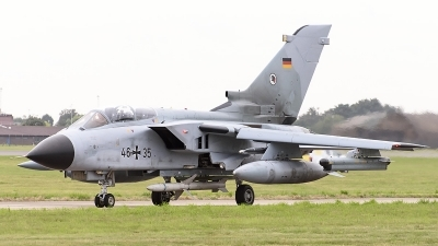 Photo ID 215680 by David Schmidt. Germany Air Force Panavia Tornado ECR, 46 35