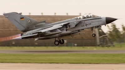 Photo ID 215681 by David Schmidt. Germany Air Force Panavia Tornado ECR, 46 36