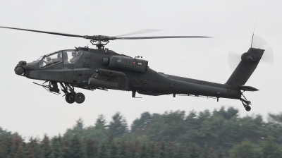 Photo ID 215805 by kristof stuer. Netherlands Air Force Boeing AH 64DN Apache Longbow, Q 24