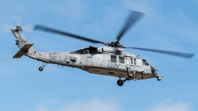 Photo ID 215702 by Mike Macdonald. USA Navy Sikorsky MH 60S Knighthawk S 70A, 167872
