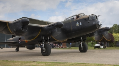 Photo ID 215739 by Nathan Havercroft. Private Private Avro 683 Lancaster B VII, G ASXX