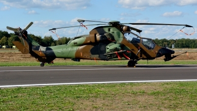 Photo ID 215731 by Michael Frische. France Army Eurocopter EC 665 Tiger HAD, 6013