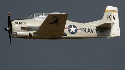 Photo ID 215717 by Michael Frische. Private Private North American T 28B Trojan, NX377WW