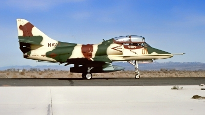 Photo ID 215850 by Gerrit Kok Collection. USA Navy McDonnell Douglas TA 4J Skyhawk, 154631