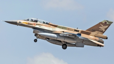 Photo ID 215853 by Anthony Hershko. Israel Air Force General Dynamics F 16D Fighting Falcon, 045