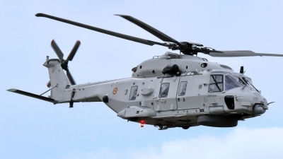 Photo ID 215788 by Patrick Mueller. Belgium Navy NHI NH 90TTH, RN04