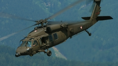 Photo ID 215799 by Sven Zimmermann. Austria Air Force Sikorsky S 70A 42 Black Hawk, 6M BB