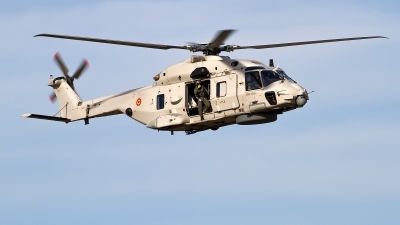Photo ID 215857 by Alfred Koning. Belgium Navy NHI NH 90TTH, RN04