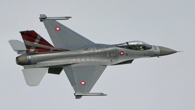 Photo ID 215861 by Dieter Linemann. Denmark Air Force General Dynamics F 16AM Fighting Falcon, E 607