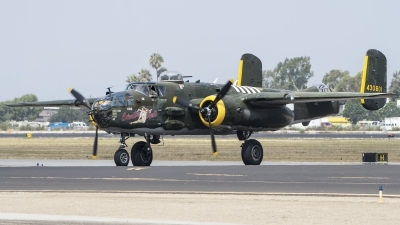 Photo ID 216057 by W.A.Kazior. Private American Aeronautical Foundation North American B 25J Mitchell, N30801