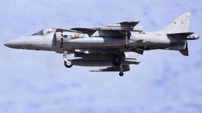 Photo ID 215869 by Adolfo Bento de Urquia. Spain Navy McDonnell Douglas EAV 8B Harrier II, VA 1B 39