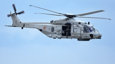 Photo ID 215980 by Rainer Mueller. Belgium Navy NHI NH 90TTH, RN04