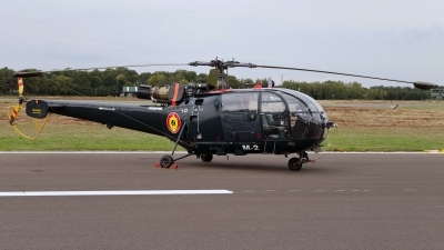 Photo ID 215999 by Rainer Mueller. Belgium Navy Aerospatiale SA 316B Alouette III, M 2