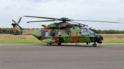 Photo ID 215982 by Rainer Mueller. France Army NHI NH 90TTH, 1335