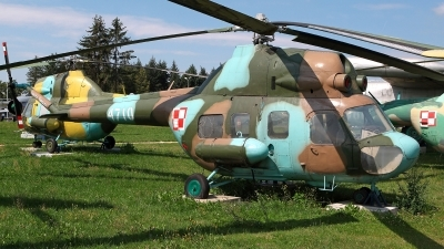 Photo ID 215903 by Carl Brent. Poland Army Mil Mi 2P, 4710