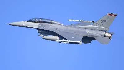 Photo ID 215940 by Peter Boschert. USA Air Force General Dynamics F 16D Fighting Falcon, 91 0472
