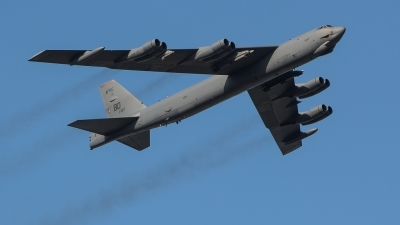 Photo ID 215928 by Max Welliver. USA Air Force Boeing B 52H Stratofortress, 60 0017