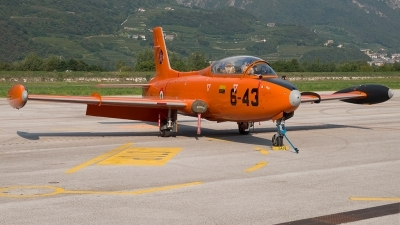 Photo ID 215967 by Roberto Bianchi. Private Private Aermacchi MB 326E, I RVEG