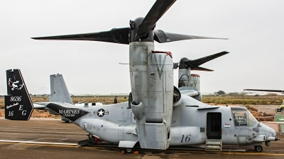 Photo ID 215976 by Ruben Galindo. USA Marines Bell Boeing MV 22B Osprey, 168636