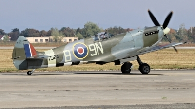 Photo ID 215955 by Milos Ruza. Private Private Supermarine 361 Spitfire LF16E, G MXVI