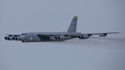 Photo ID 215952 by Radim Koblizka. USA Air Force Boeing B 52H Stratofortress, 60 0057