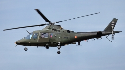 Photo ID 215991 by Rainer Mueller. Belgium Army Agusta A 109HO A 109BA, H45