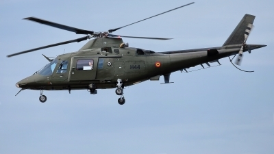 Photo ID 215990 by Rainer Mueller. Belgium Army Agusta A 109HO A 109BA, H44
