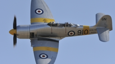 Photo ID 216029 by rinze de vries. Private The Fighter Collection Hawker Sea Fury T20, G CHFP