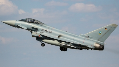 Photo ID 216039 by Justin Jundel. Germany Air Force Eurofighter EF 2000 Typhoon S, 30 93