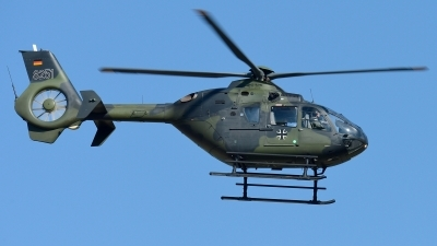 Photo ID 216037 by Klemens Hoevel. Germany Army Eurocopter EC 135T1, 82 51