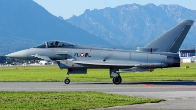 Photo ID 216036 by Lukas Kinneswenger. Austria Air Force Eurofighter EF 2000 Typhoon S, 7L WL