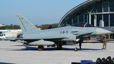 Photo ID 216040 by Lukas Kinneswenger. Germany Air Force Eurofighter EF 2000 Typhoon S, 31 19