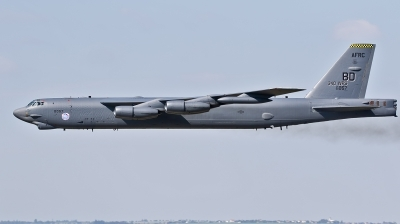 Photo ID 216088 by Jan Suchanek. USA Air Force Boeing B 52H Stratofortress, 60 0057