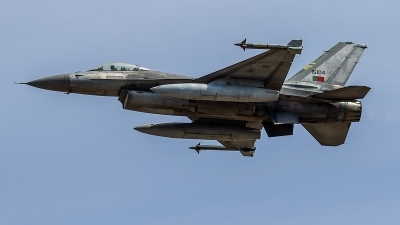 Photo ID 216105 by Filipe Barros. Portugal Air Force General Dynamics F 16AM Fighting Falcon, 15104